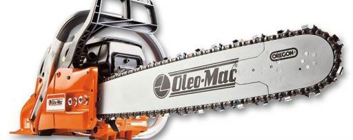 Motosierras profesionales Oleo mac. Motosierras profesionales Jonsered