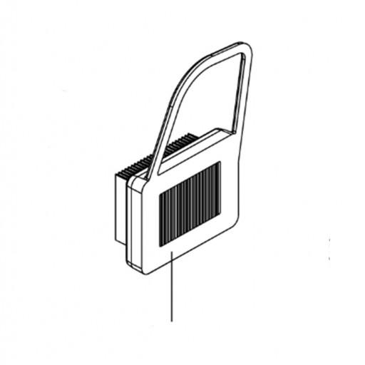 Filtro de aire desbrozadora Oleo Mac BC 530 / 550