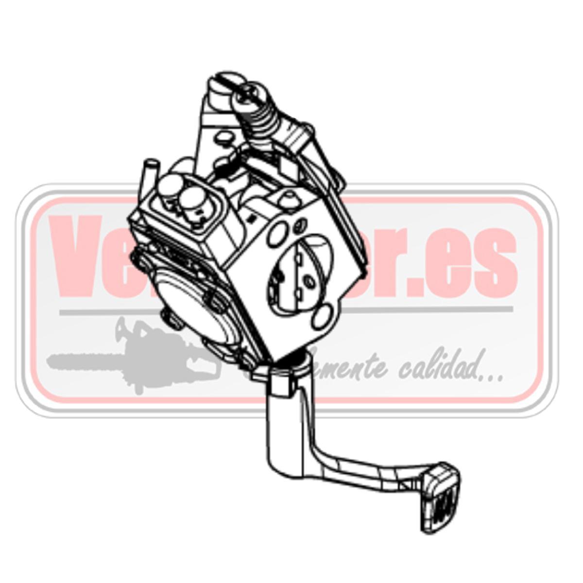Carburador OM BC 240