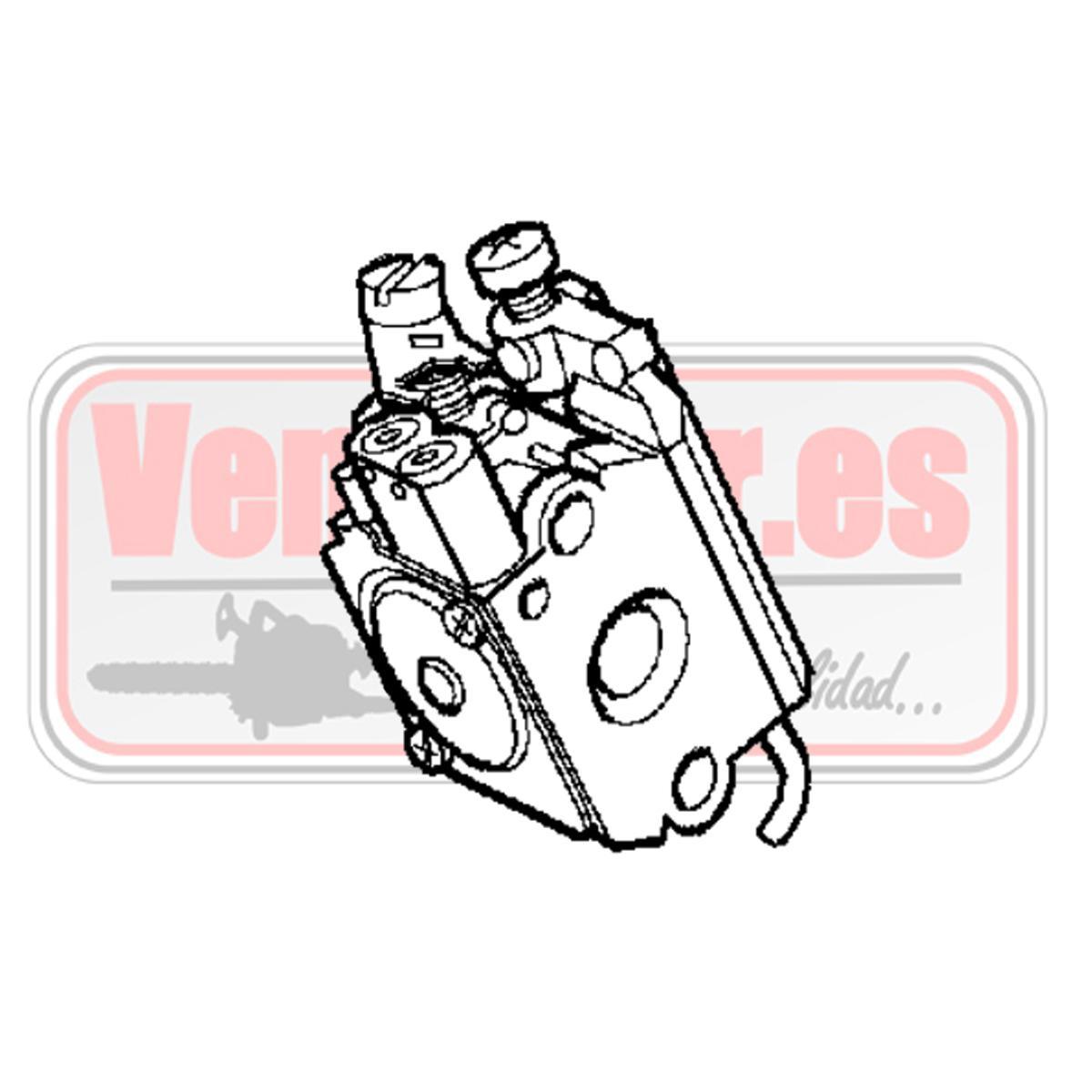 Carburador desbrozadora Oleo Mac BC 420 T / S