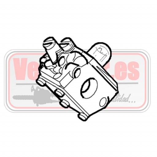 Carburador efco 400A Zama C1Q-E3
