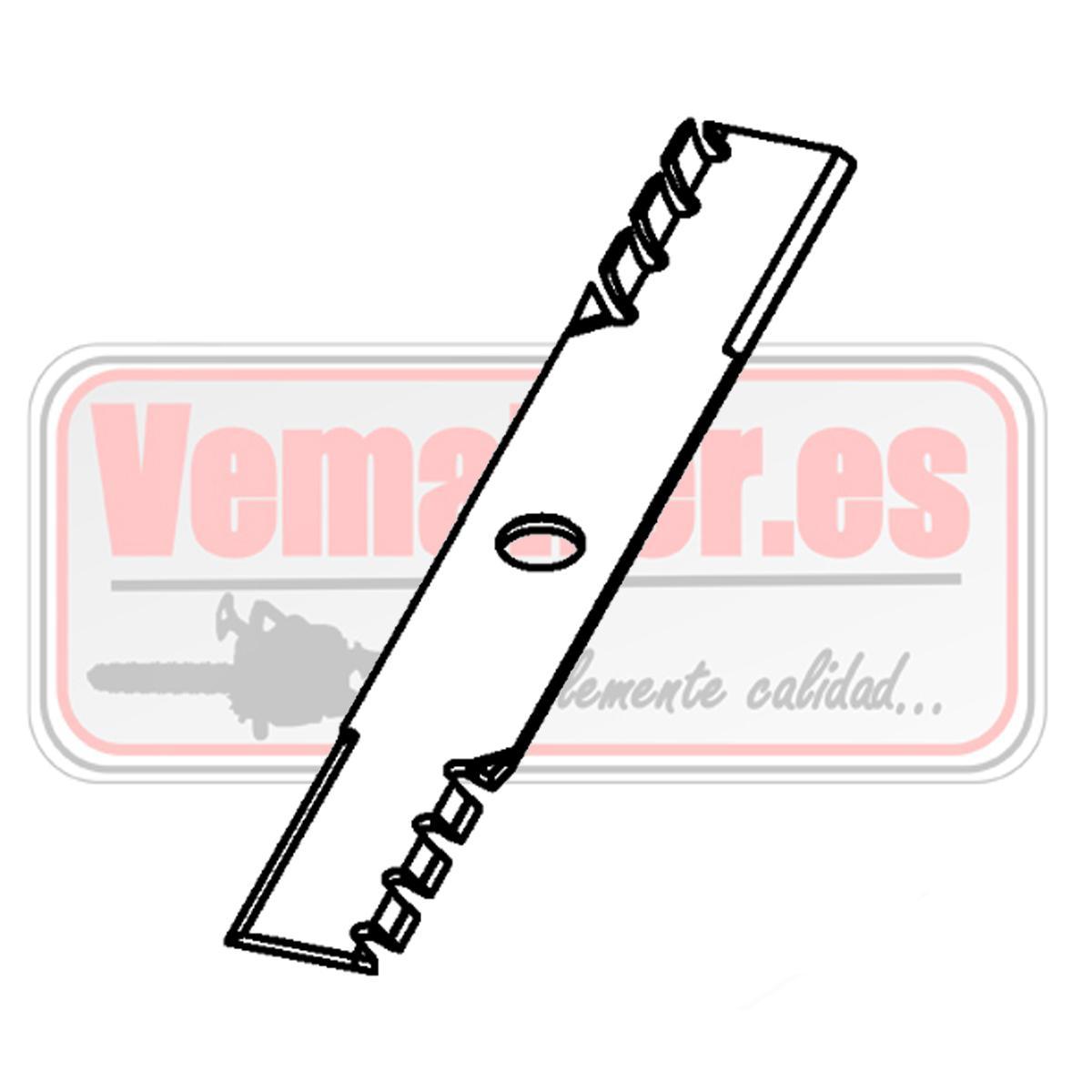 Cuchilla recambio Oleo Mac WB 52 VBR6