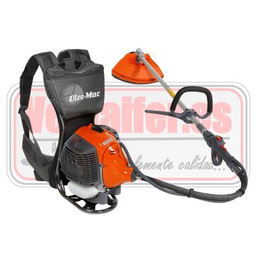 Desbrozadora profesional de mochila Oleo Mac BCF 550 [1]
