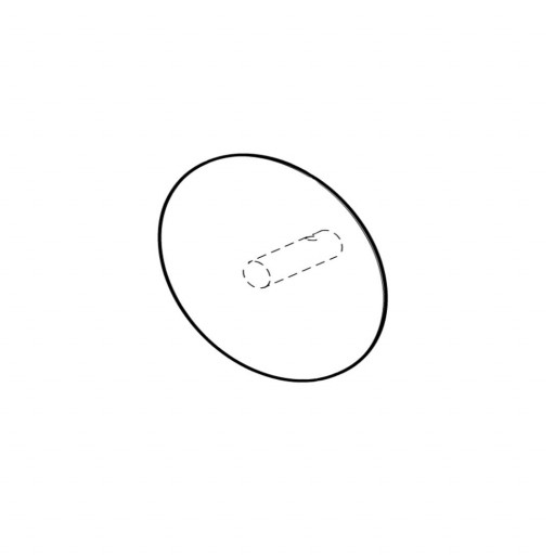 Disco de proteccion lateral motoazada Oleo Mac MH 190