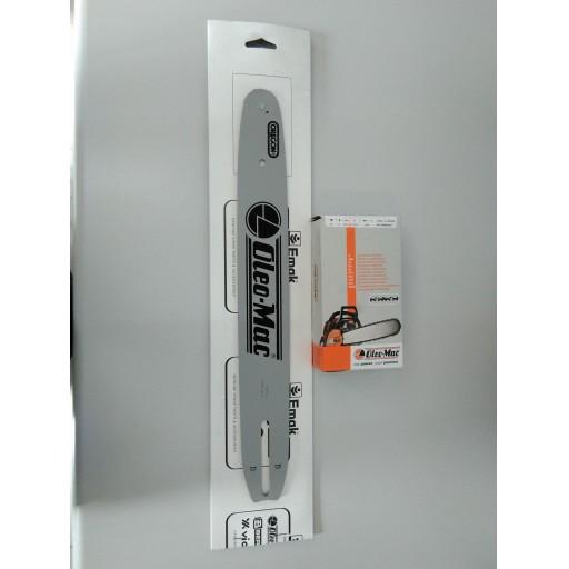 Espada + cadena motosierra Oleo Mac