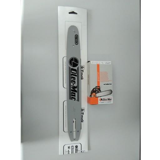 Kit espada más cadena Oleo Mac 942