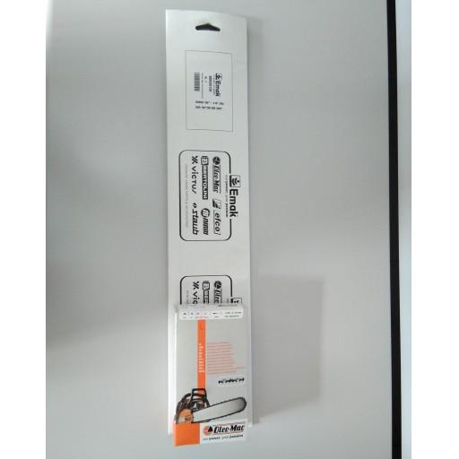 Espada cadena motosierra Oleo Mac GS 650
