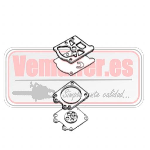 Juego membranas Motosierra Oleo Mac GS 440