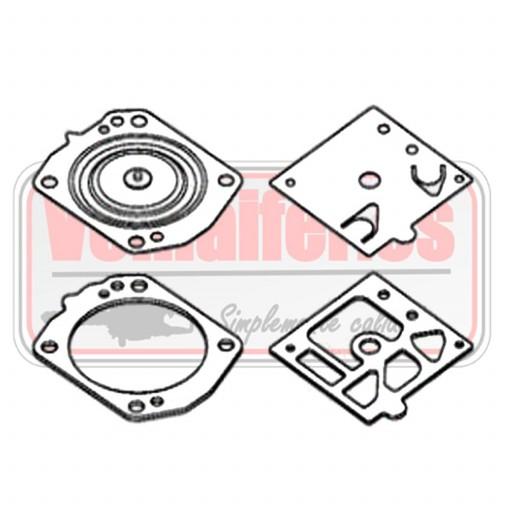 Membranas juntas carburador desbrozadora Stihl FS 560