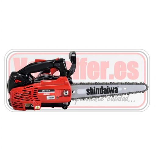 Motosierra SHINDAIWA 251TCS precio [3]
