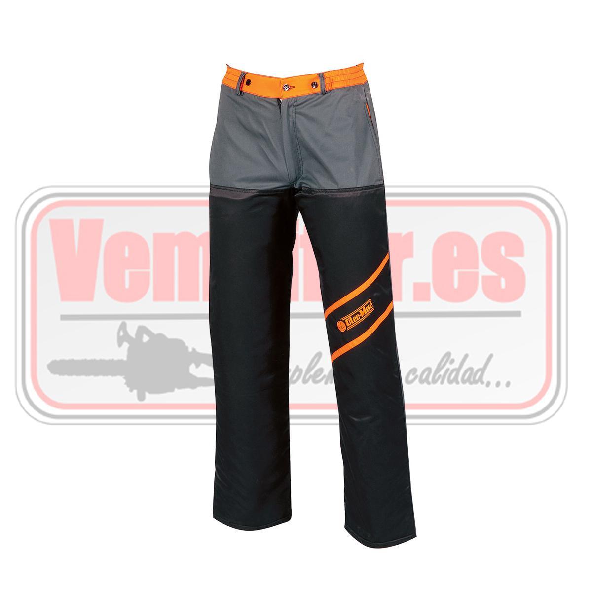 Pantalon para desbroce profesional Oleo Mac