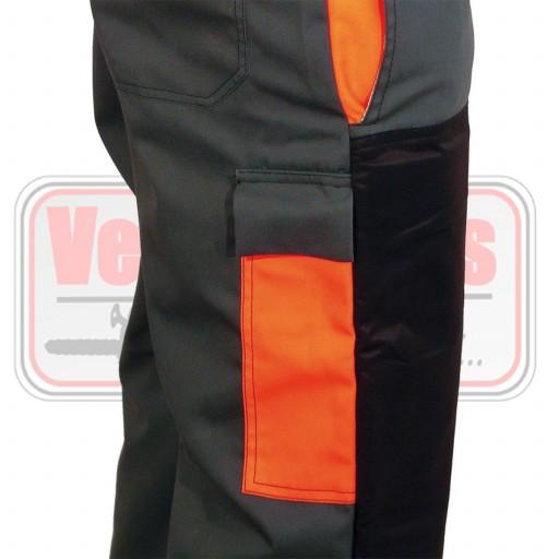Pantalon desbroce profesional Oleo Mac [2]