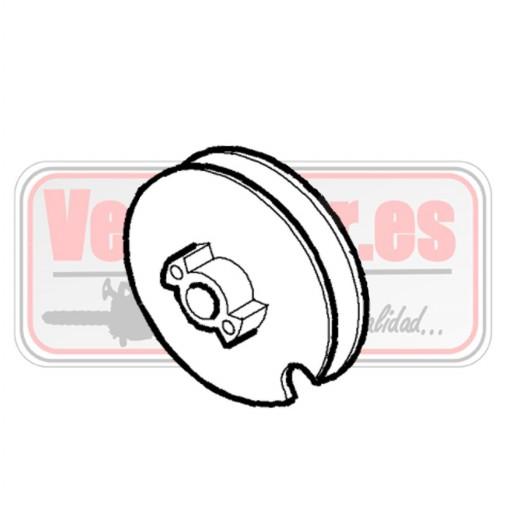 Polea de arranque desbrozadora Oleo Mac 740 T / S.