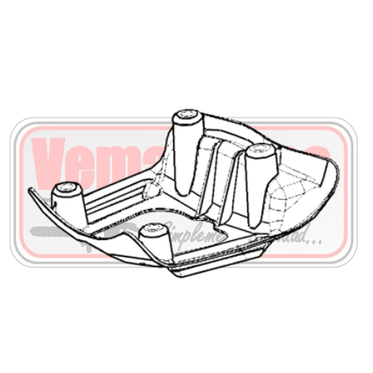 Protector deposito gasolina Oleo Mac BC 420