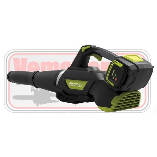 Soplador de bateria jardin potente G-Force XR 120 BL al mejor precio [2]