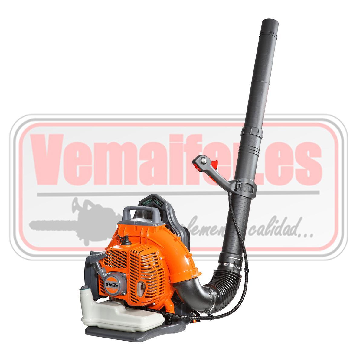 Soplador de mochila profesional Oleo Mac BV 163 comprar Online al mejor precio