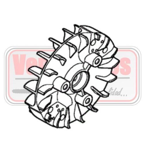 Plato / Volante magnetico Stihl FS 560