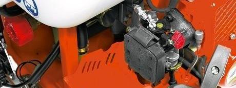 Limpieza y mantenimiento de filtros de aire (desbrozadora, motosierra, soplador, cortasetos...)