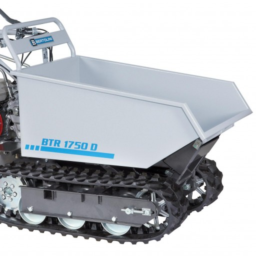 Carretilla con orugas transporter Bertolini BTR 1750 D motor Honda [2]
