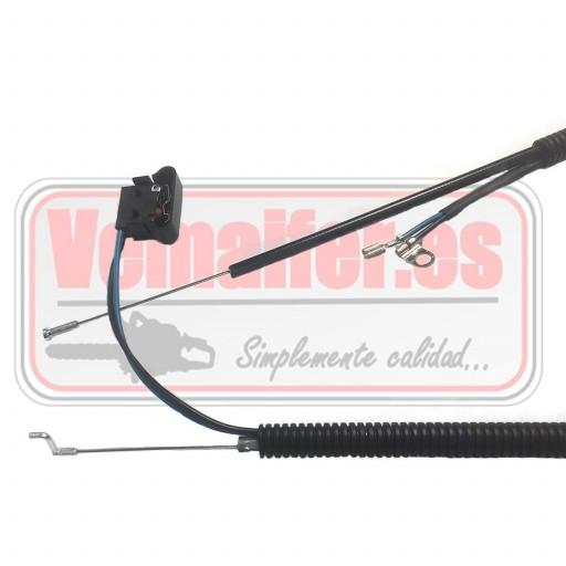 cable acelerador desbrozadora stihl fs 450 Stihl FS 480 [1]