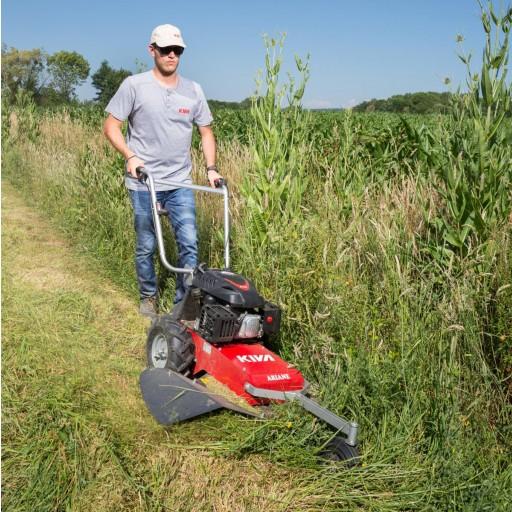 desbrozadora de ruedas para hierva alta kiva ariane plus + [2]