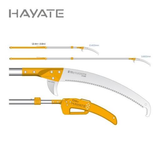 Silky Hayate 420 2-Ext