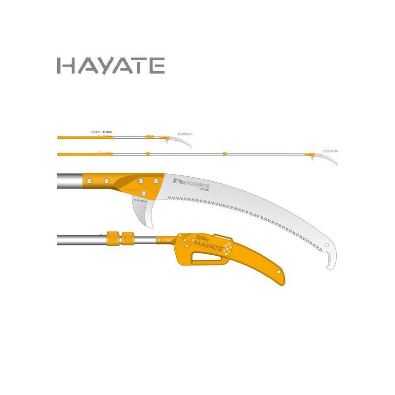 Silky Hayate 420 3-Ext