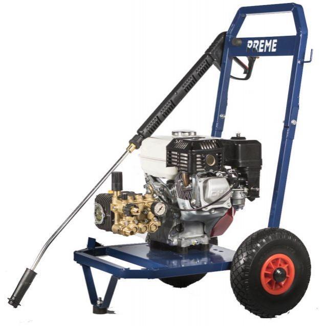 Hidrolimpiadora profesional de gasolina motor honda