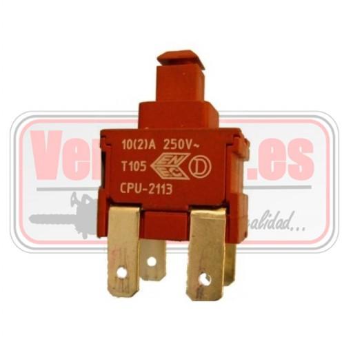 interruptor desbrozadora electrica Oleo Mac TR 91 E