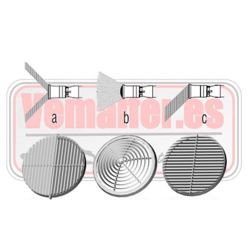 Kit de difusores Atomizador Oleo Mac MB 90 / 900