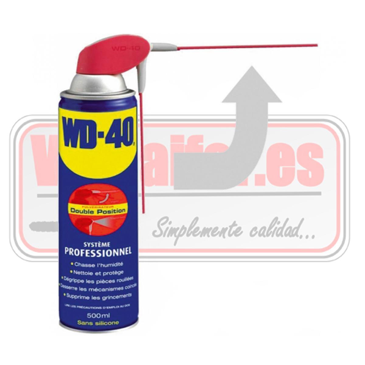 Spray lubricante multiusos wd40 450 ml