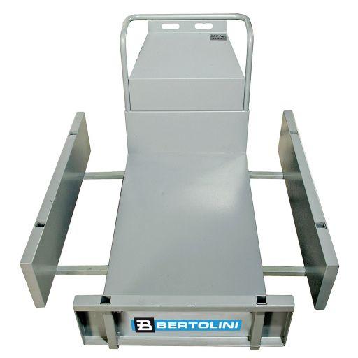 plataforma de carga ampliable minidumper Bertolini BTR 550 [3]