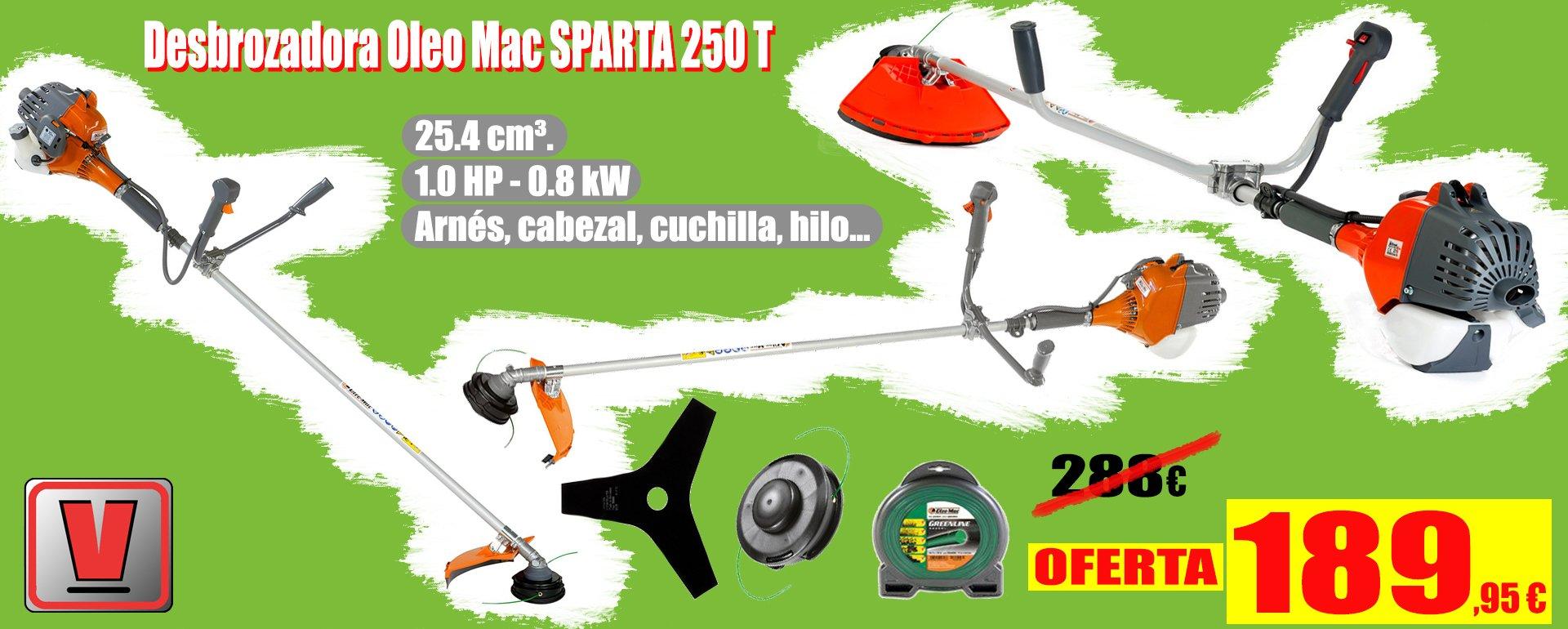 Oleo Mac sparta 250