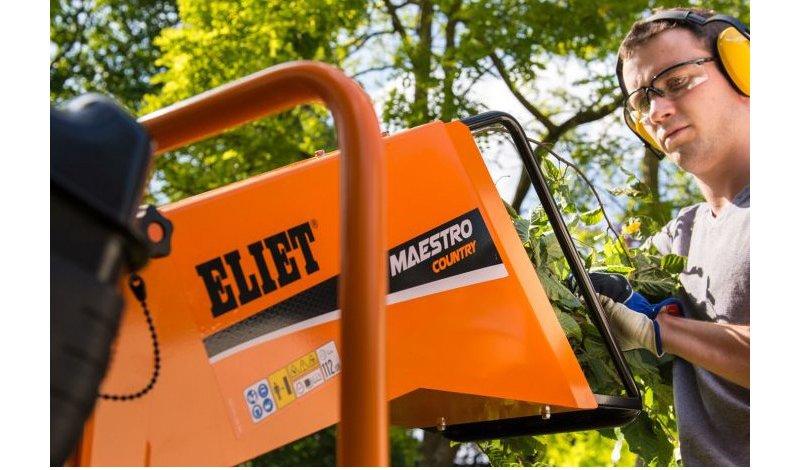 trituradora de gasolina para jardin eliet Maestro COUNTRY