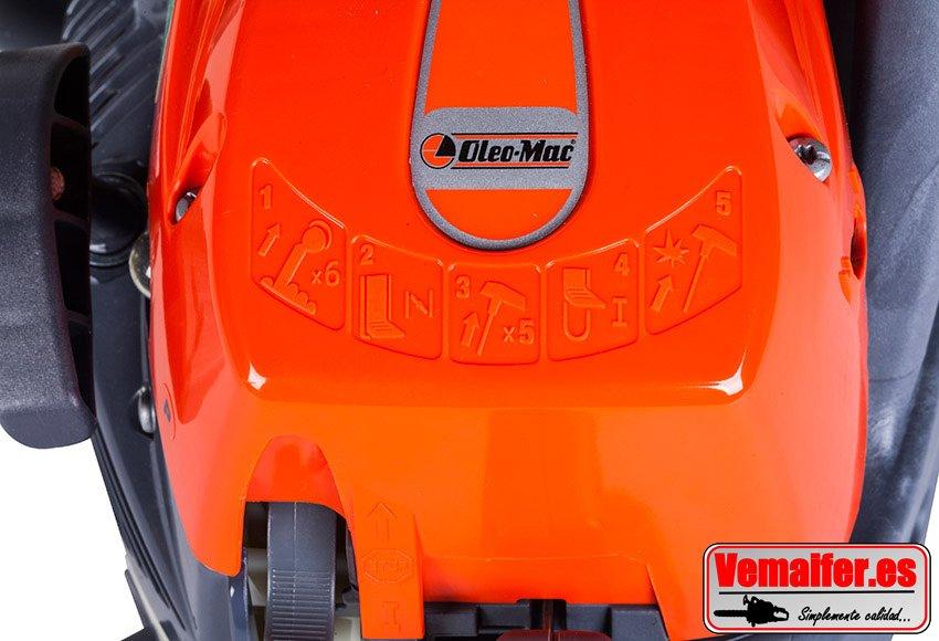 Oleo Mac GS 350 C