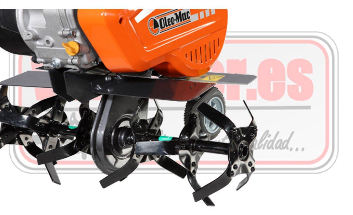 Fresas motoazada pequeña ligera gasolina Oleo Mac MH155K
