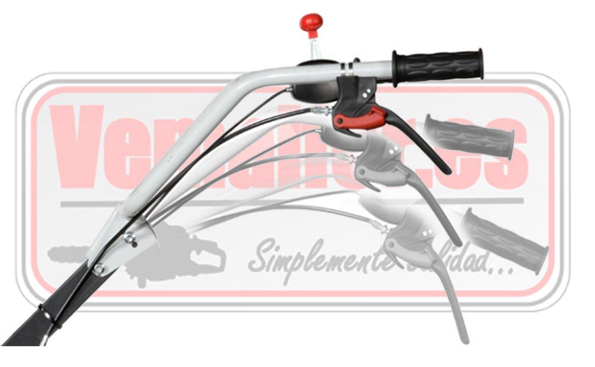Motoazada pequeña ligera gasolina Oleo Mac MH 155 k manillar