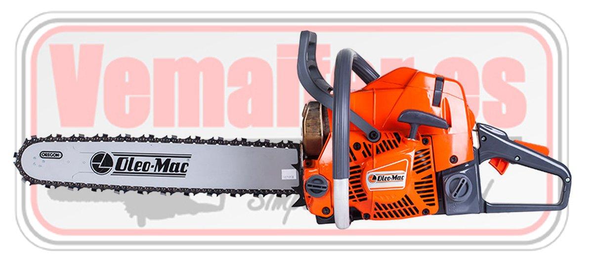 Motosierra gasolina Oleo Mac GS 651 precio