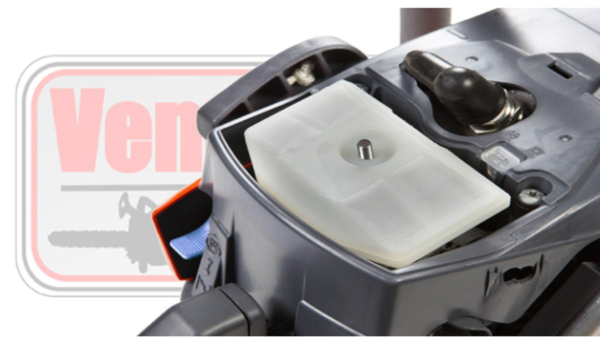 motosierra de gasolina Oleo Mac gsh 400 filtro de aire