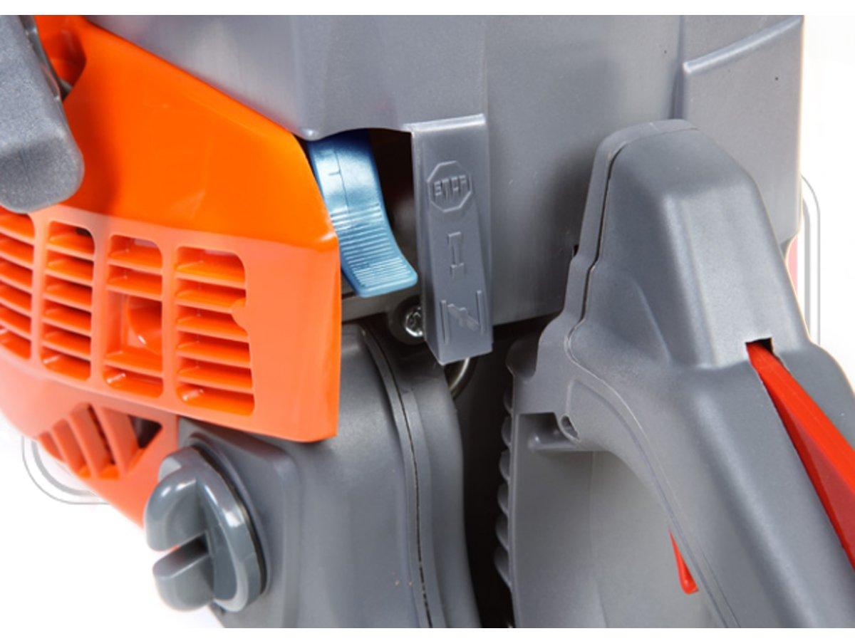 motosierra Oleo Mac GSH 400 interruptor