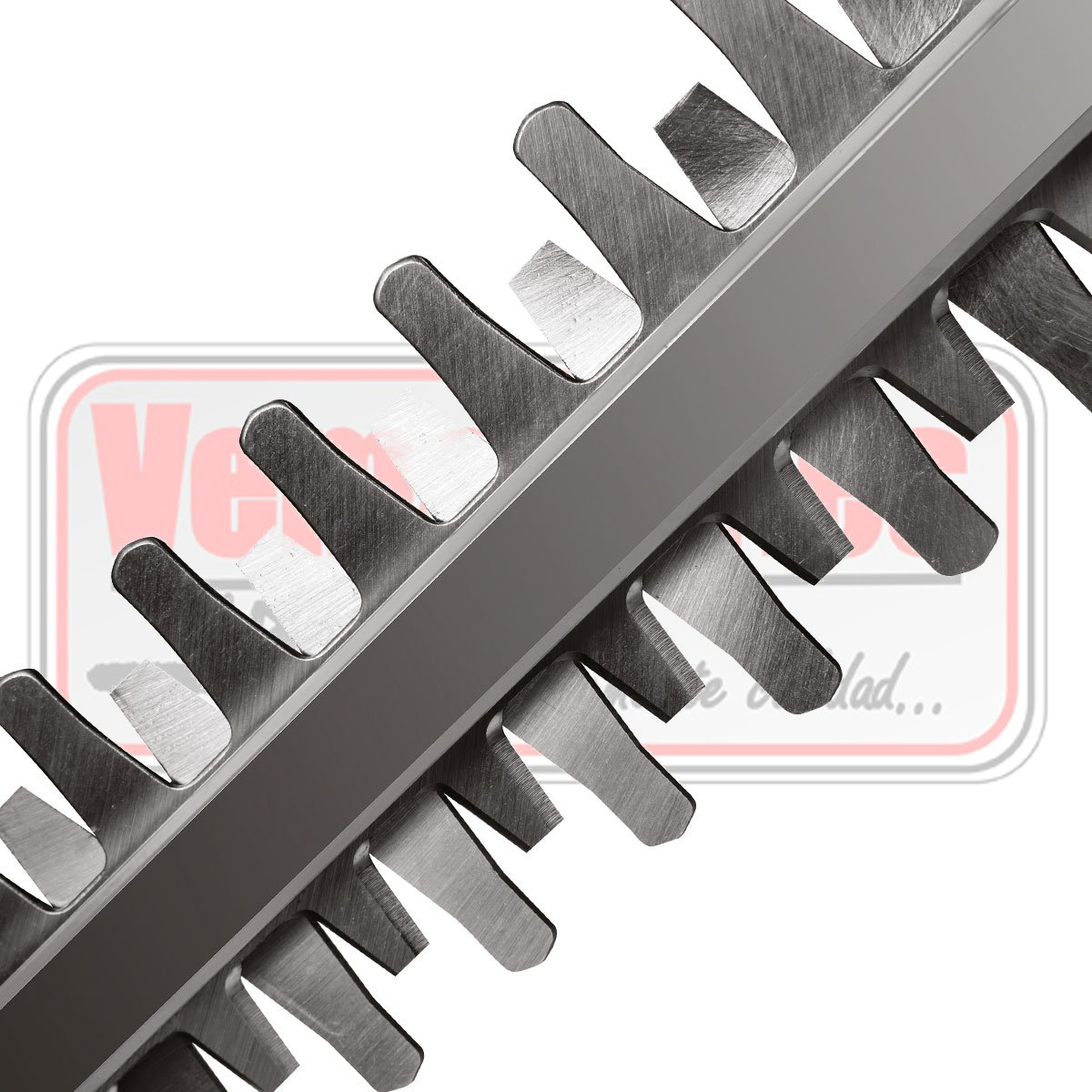 cortasetos de bateria Oleo Mac hci 45 cuchillas