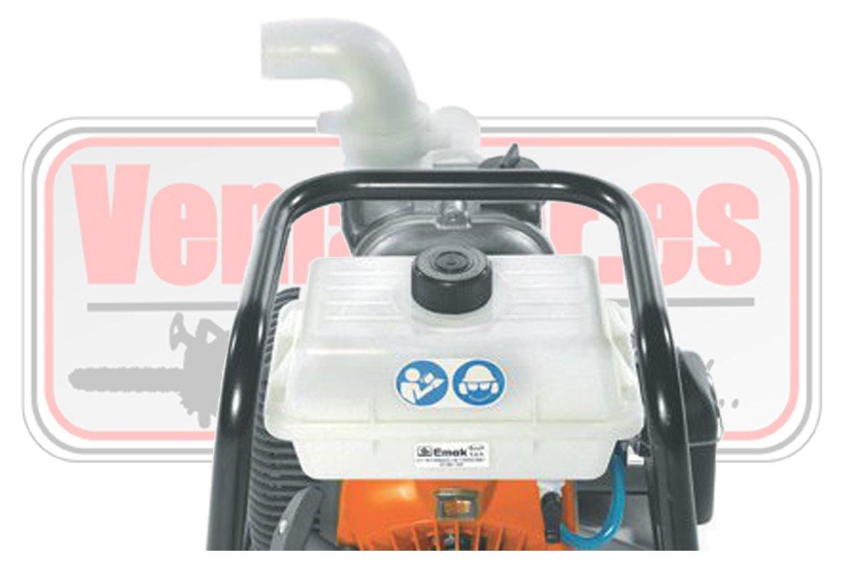 moto bomba agua oleo mac SC 33