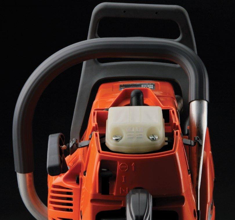 Motosierra gasolina profesional Oleo Mac GS 651