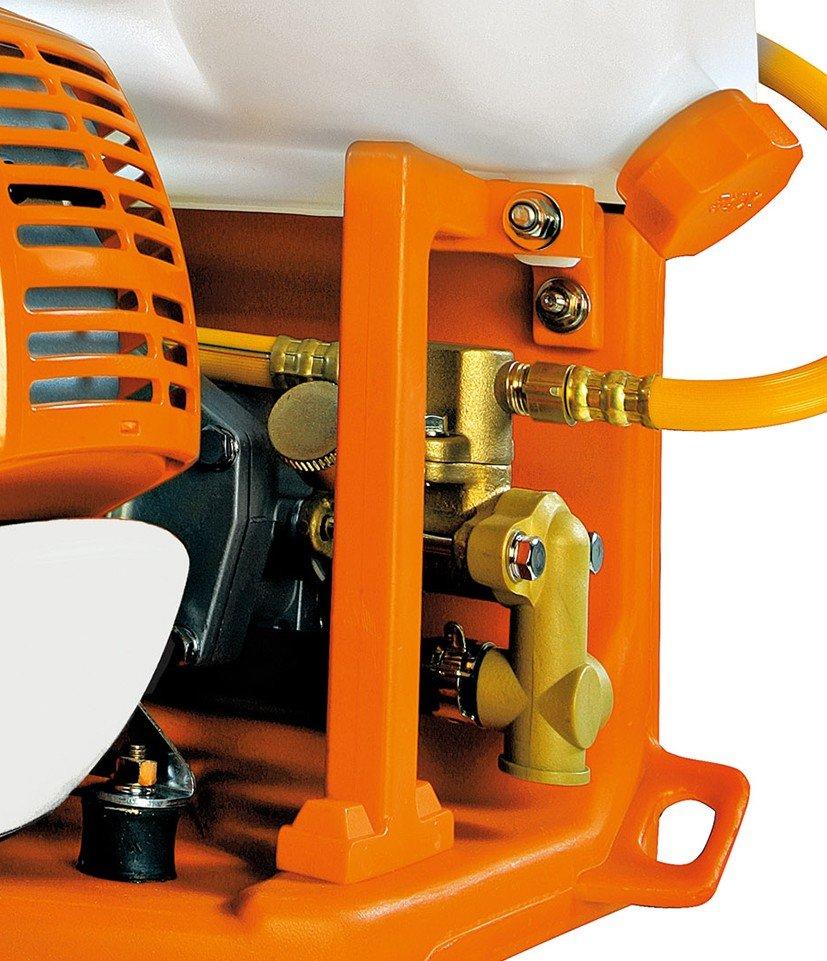 Pulverizador de mochila a gasolina Oleo Mac SP 126