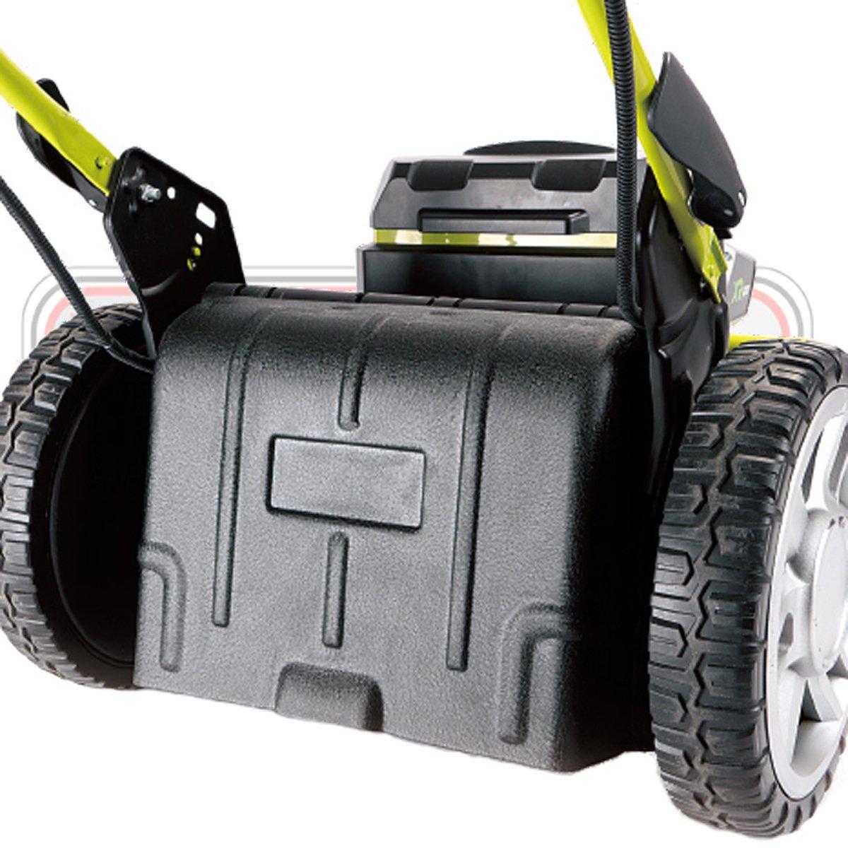 Cortacesped de bateria potente profesional autopropulsado mulching G-Force XR 120 LM 53 SP