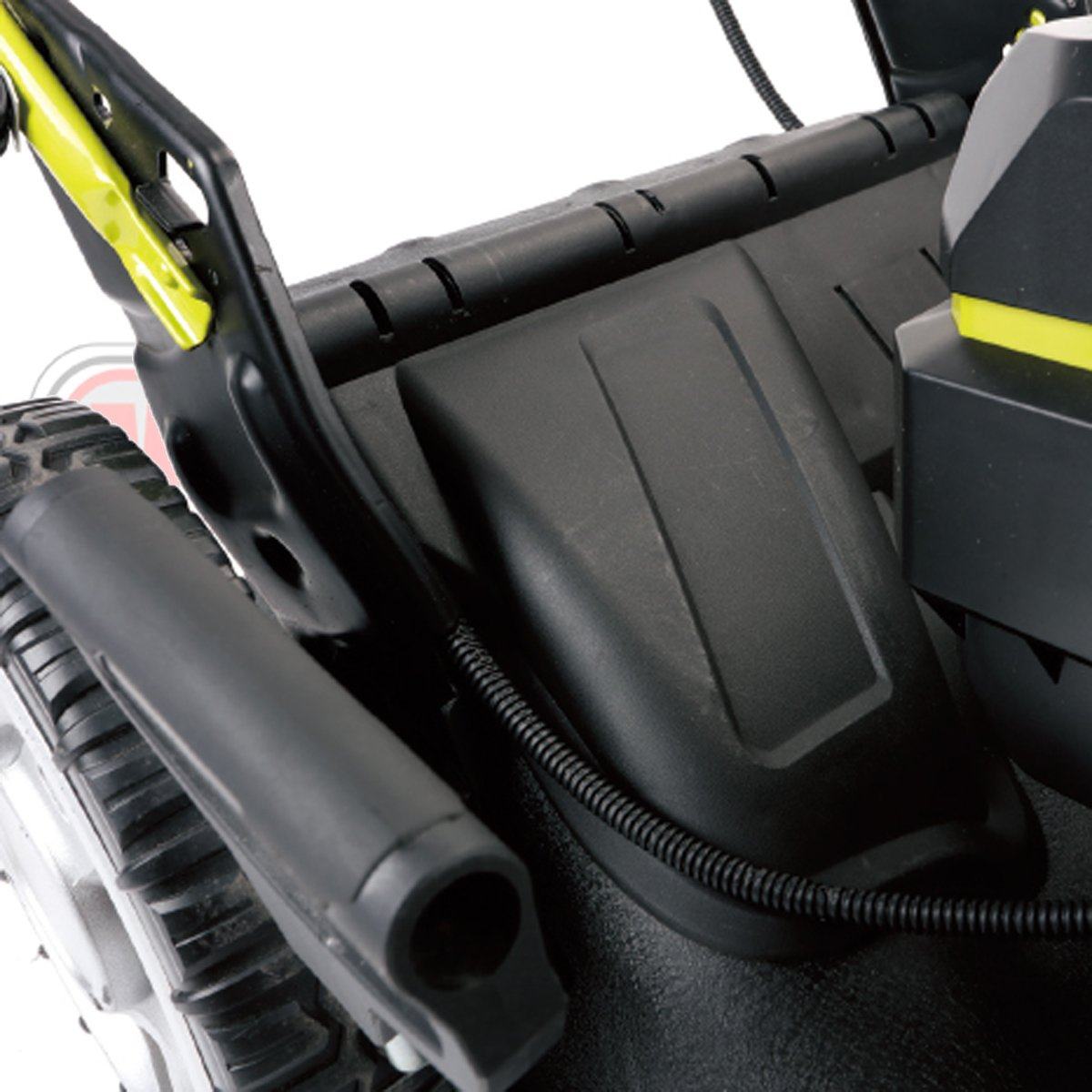 Cortacesped de bateria robusto potente G-Force XR 120 LM 53 SP