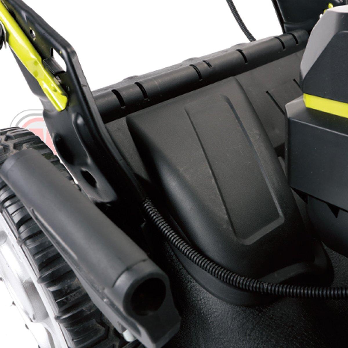 cortacesped bateria autopropulsado potente G-Force XR 120 LM 46 SP
