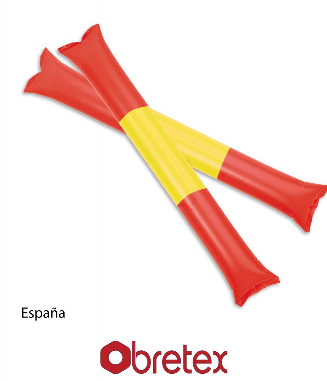 CF02PC-021 PARES PALOS INFLADO PAJILLA ESPAÑA