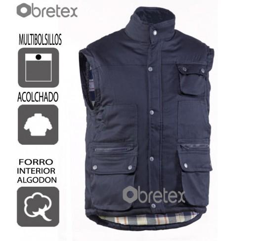 JB08860WESTPORT CHALECO ALGODON