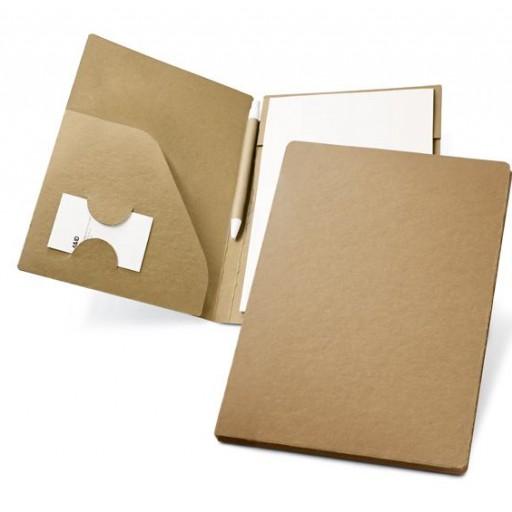 portafolio carton reciclado A5 [0]
